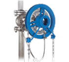 CL Series Clamp-On Chain Wheels