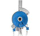 M Series Clamp-On Impact (Hammer Blow) Actuator